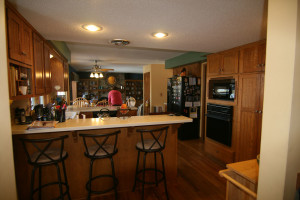 McCullough Kitchen - before