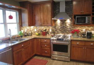 Tamara's Kitchen Remodel - Glenmark Construction Inc