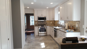 Shelly's Home and Kitchen Remodel - Glenmark Construction Inc