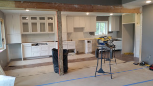 Janet's Home and Kitchen Remodel - Glenmark Construction Inc