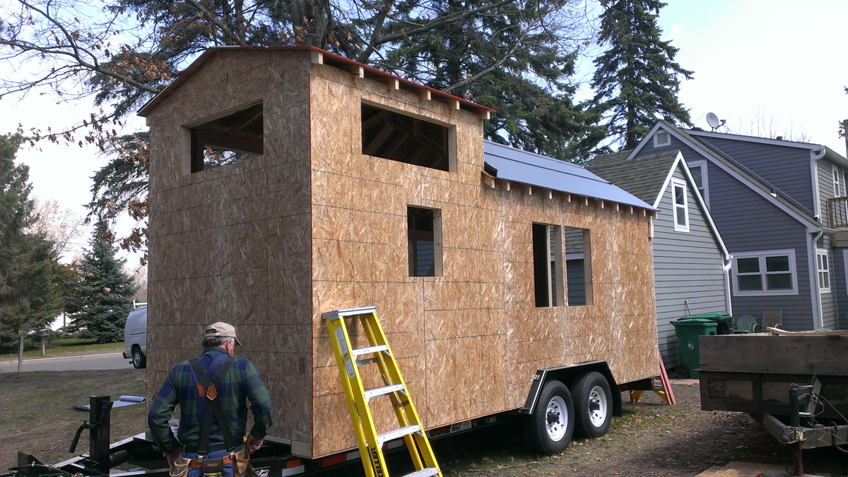 Tiny House Project Glenmark Construction Inc